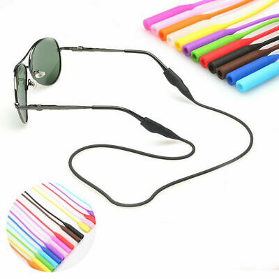 Silicone Sunglass Lanyard Strap Safety Glasses Neck Cord String Retainer