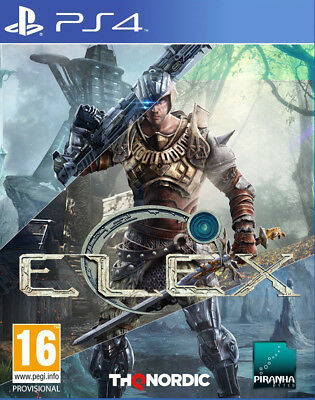 Elex (PS4)  BRAND NEW AND SEALED - IN STOCK - QUICK DISPATCH - FREE UK POSTAGE