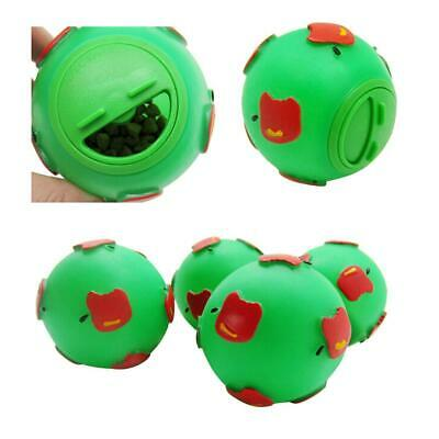 Pet Food Ball Fun Interactive Treat Toys for Dog Cat Training Food Feeding Toy