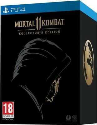 Mortal Kombat X -- Kollector's Edition (Microsoft Xbox One, 2015)