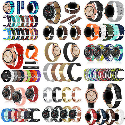 For Samsung Galaxy Watch 42mm/46mm Various Style Replacement Strap Watch Band