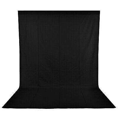 Neewer 9 x 13FT/2.8 x 4M Photo 100% Pure Muslin Collapsible Backdrop Background