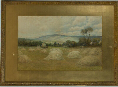 Charles E. Shaw (1866-1951) - Fine Early 20th Century Watercolour, Lancaster