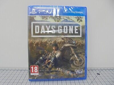 Days Gone PS4 - Brand New and Sealed - PlayStation 4 Game
