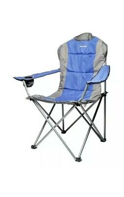 New Eurohike Langdale Deluxe Camping Fishing Folding Chair