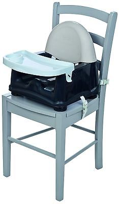 Safety 1St EASY CARE SWING TRAY BOOSTER - GREY PATCHES Baby Child Feeding BN