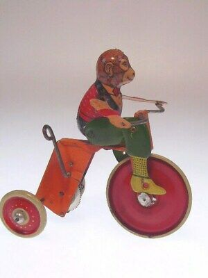 "gsTOP GSMOTO ""MONKEY ON TRICYCLE"" 19 ? , W/U OK, NEUWERTIG/NEARLY NEW  !"