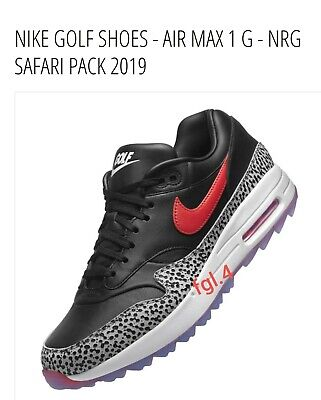 info for 62eac 9db39 Sold out Nike Air Max 1G PGA Championship Exclusive Sz. 8.5 Super Limited  New