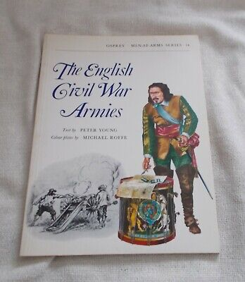 Osprey Men-at-Arms - 14 - The English Civil War Armies - p/b