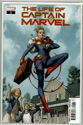 The Life of Captain Marvel #1  Marvel Comics  Sold Out 1st Print