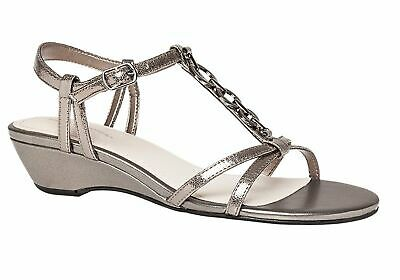 6b5e5eb02 Hush Puppies Hollie Womens Memory Foam Sandals Cushioned Comfortable
