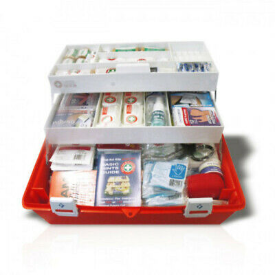 First Responder Portable (Two Tray) First Aid Kit