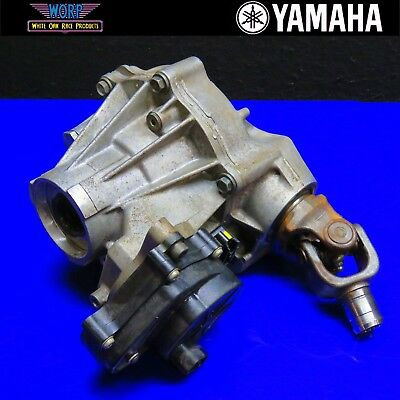 06 YAMAHA RHINO 660 Front Differential Ring Pinion Drive