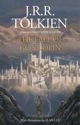 The Fall of Gondolin by J.R.R. Tolkien  9780008302757