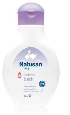 Natusan Bath - Bedtime 250 ml