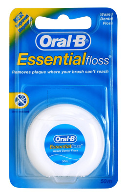 Oral-B Floss - Essential Floss 50 meter