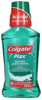 Colgate Plax Monwater Fresh Mint - 250 ml