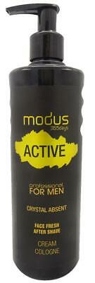 Modus - Aftershave Active 400 ml