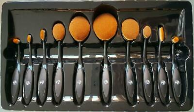 W7 Professional Soft Brush Collection Set - 10 Stuks