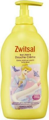 Zwitsal Bad & Douchecreme - Princess 400 ml