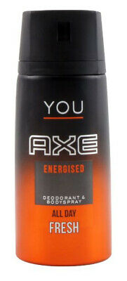 Axe Deodorant / Deospray Energised You - 150ml