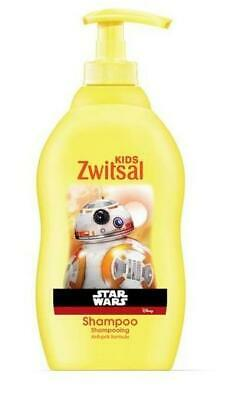 Zwitsal Star Wars Kids Boys Shampoo - 400 ml