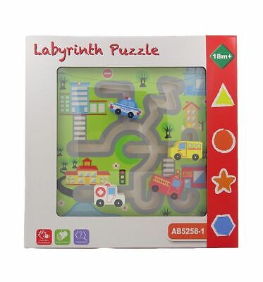 Labyrinth Puzzle City - Speelgoed