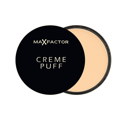 Max Factor Creme Puff Poeder - Nr. 50 Natural - 21 g