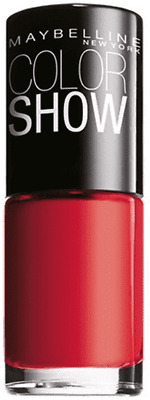 Maybelline Nagellak - Color Show 110 Urban Coral