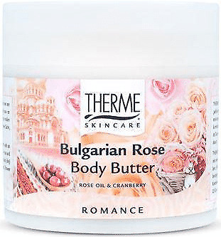 Therme Body Butter - Bulgarian Rose 250 ml