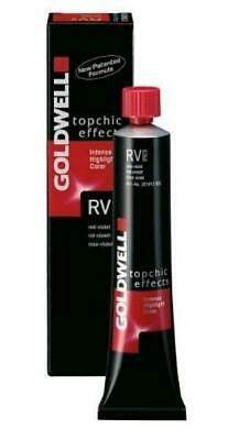 Goldwell Topchic Effects Haarkleuring - Koper Rood 60 ml