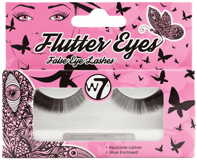 W7 Flutter Eyes Nepwimpers - 03