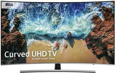 SAMSUNG NU8500 55 Inch Premium UHD Curved Dynamic Crystal Colour Smart TV  with
