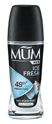 Mum Deoroller For Men - Ice Fresh 50ml
