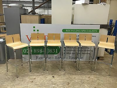 Connection Vent Bar Stool. RRP £160 each