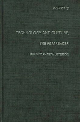 Technology And Culture, The Film Reader, Hardcover by Utterson, Andrew (EDT),...