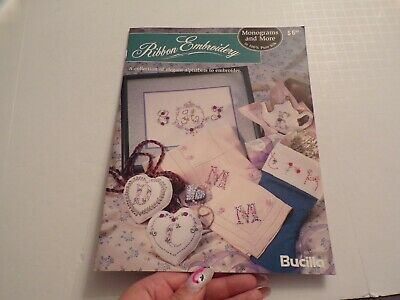 Ribbon Embroidery Booklet