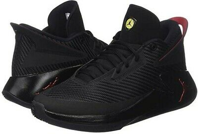b22801614dc Nike Air Jordan Fly Lockdown Shoes [Size 10.5] Black/Varsity Red Aj9499-