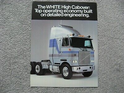 ATHS MACK R Model Conventional Usa Truck Sales Brochure