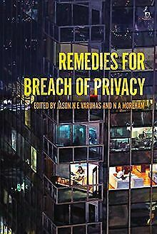 Remedies for Breach of Privacy | Buch | Zustand sehr gut