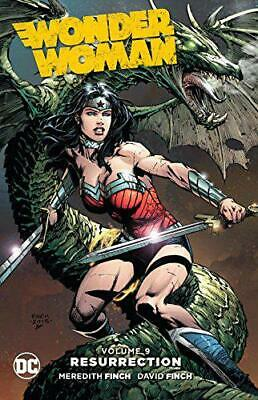 Wonder Woman TP Vol 9 by Finch, Meridith, NEW Book, FREE & Fast Delivery, (Paper