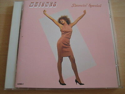 CD  Whitney Houston  Dancin' Special   6 Tracks   Made in Japan  Maxi-Versionen