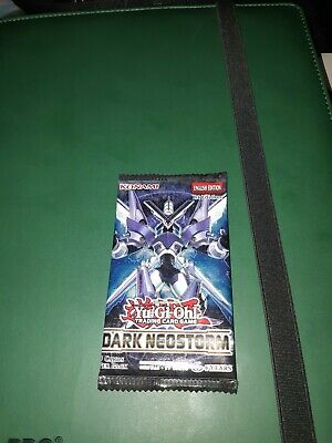 300x YUGIOH TCG DARK NEOSTORM DANE BOOSTER PACK SEALED TCG 1ST EDITION