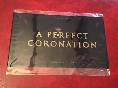 Gb Qe Ii 2003 A Perfect Coronation   Prestige Stamp Booklet Dx31  Very Nice