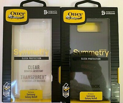 OtterBox SYMMETRY Hard Shell Snap Cover Case for Samsung Galaxy Note 8