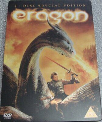 Eragon - 2 Disc Special Edition (Steelbo DVD Incredible Value and Free Shipping!