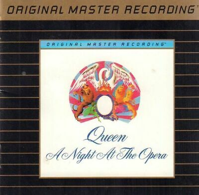 CD Queen A Night At The Opera Mobile Fidelity Sound Lab