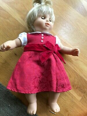 American Girl Doll Bitty Baby Dress Doll Not Included New