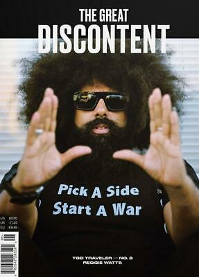 The Great Discontent Traveler - Issue 2 - (25931)