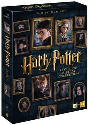 Harry Potter: The Complete 8-Film Collection (16-Disc Set) [Blu-ray/Bilingual]